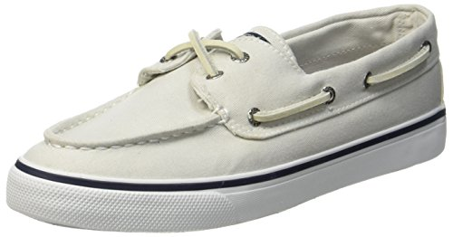 Zapatillas Sperry Top-sider Para Mujer Bahama Core Fashion Blanco