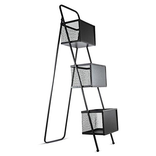 Ladder Magazine Rack - 9