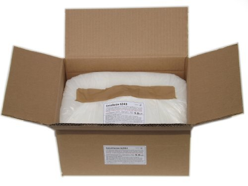 5Kg Candle Making Blended Paraffin Wax With Palm Stearin   Sasol 6243