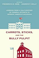 Carrots, Sticks, and the Bully Pulpit: Lessons from a Half-Century of Federal Effort to Improve America's Schools