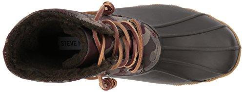 Steve Madden Femmes Torrent Pluie Boot Camo Multi