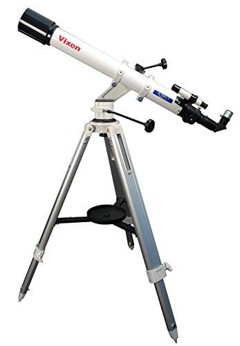 Vixen Optics 39958 A70LF Refractor Telescope and Porta II Mount (White)