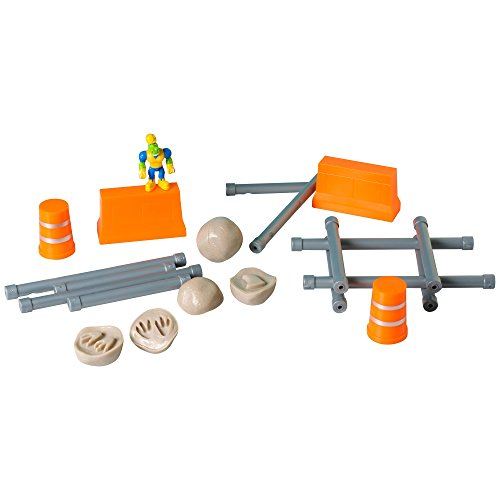 Educational Insights Dino Construction Company 20-Piece Build & Smash Construction Set from Educational Insights