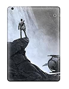 Linda Esther Donna's Shop 7523187K36199112 Tpu Case Cover For Ipad Air Strong Protect Case - Oblivion Movie Design