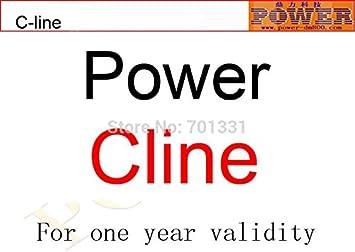 MU código CCCAM c-line por 1 año validity.Support Cielo, Canal +, HD +, UPC ect, para cualquier soporte receptor de TV por satélite cuenta Cline CCCAM: Amazon.es: Electrónica