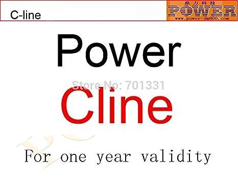 MU codice CCCAM c-line per 1 anno validity.Support Sky cc8406904