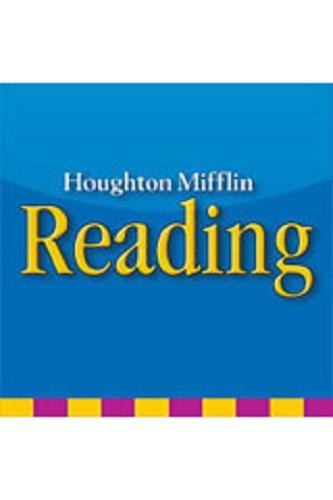 Houghton Mifflin Reading: The Nation's Choice: Theme Paperbacks, On-Level Grade 2.2 Theme 4 - Raptors! by HOUGHTON MIFFLIN
