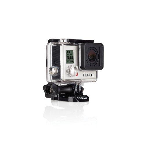 GoPro ウェアラブルカメラ HERO3 ホワイトエディション(40m防水ハウジンク゛Ver ) CHDHE-301-JP2