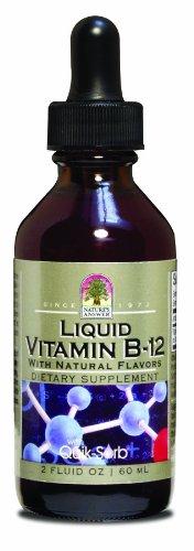La vitamine Réponse de la nature B-12, 2-once