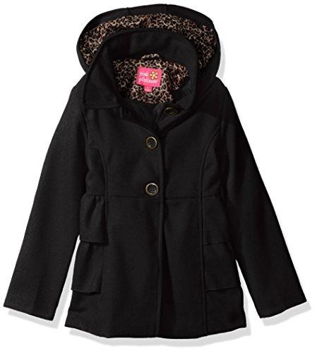 Wool Ruffle Jacket - 3