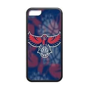 meilz aiaiSVF atlanta hawks logo Hot sale Phone Case for ipod touch 5 Blackmeilz aiai