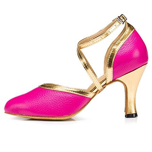 Miyoopark - salón mujer Rose-8cm Heel