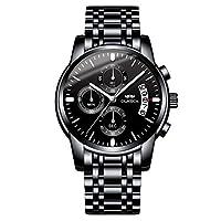 Deals on OLMECA Mens Watch Fashion Luxury Wrist Watches