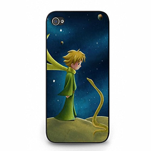 Iphone 5 5s Cover Shell Cute Prince With Snake Novel Anime Movie The Little Prince Phone Case Cover for Iphone 5 5s Le Petit Prince Special