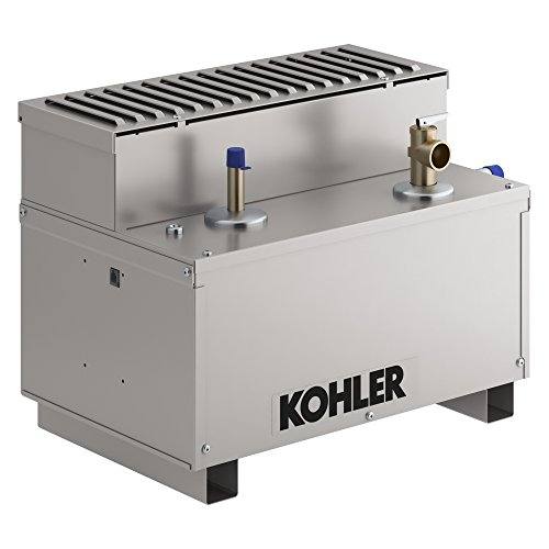 KOHLER K-5533-NA Invigoration Series Steam Generator, 13kW