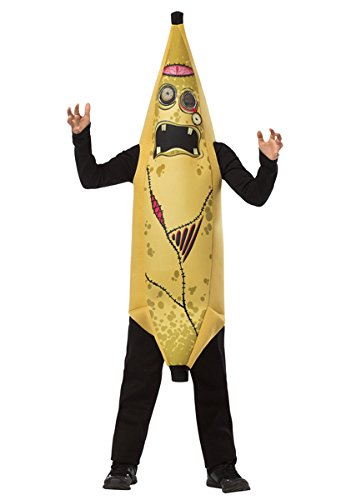 Rasta Imposta Childrens Costume, Zombie Banana, (Win A Banana Costume For Halloween)