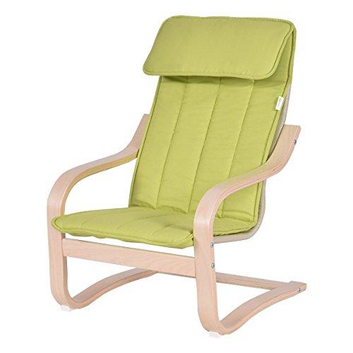 wood armchair - 3