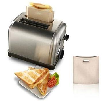 Envío gratuito 17X19CM tostadora bolsas de papel para bolsas ...