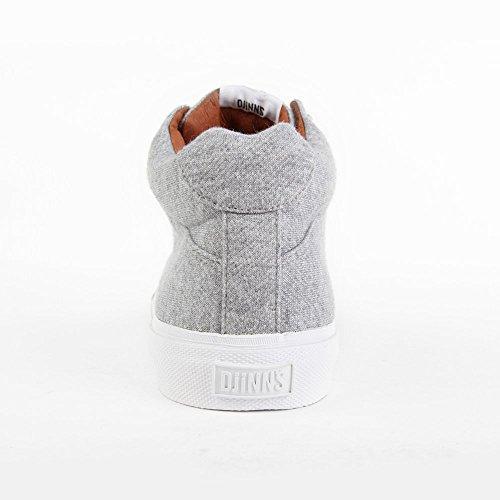 Djinns Chunk Misfit Light Grey Grey