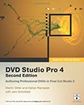 Apple Pro Training Series: DVD Studio Pro 4: Authoring Professional DVDs in Final Cut Studio 2 2nd (second) Edition published by Peachpit Press (2008)