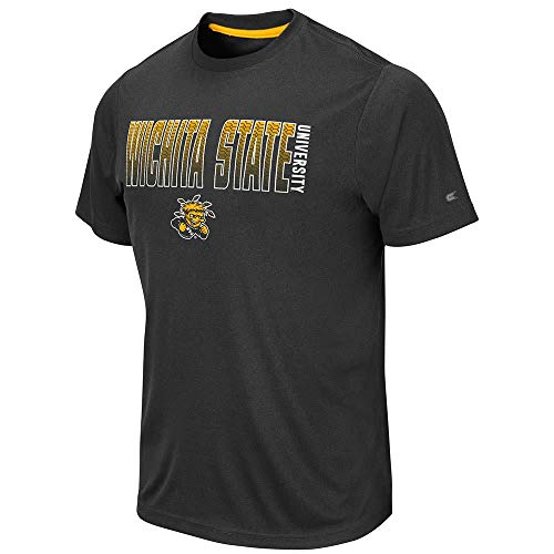 Colosseum Mens Wichita State Shockers Hamilton Short Sleeve Tee Shirt - ()