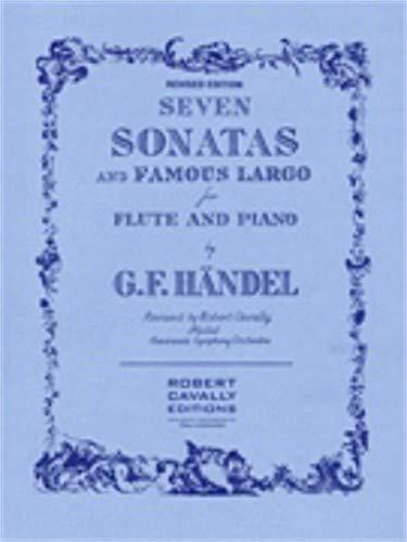 (Hal Leonard Handel-7 Sonatas and Famous Largo - Revised Edition)