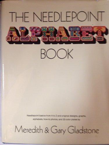 (The needlepoint alphabet book,)