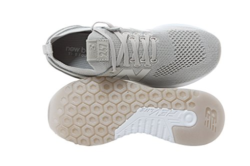 Beige Crème New Blanc Chaussures Blanc 247 Lifestyle Balance 1wgxgnqp7