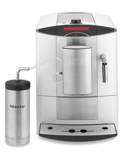 Miele CM5200BL 11 Countertop Whole Coffee Bean System, Jet Black Soft Touch Finish