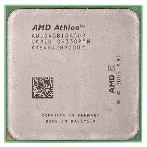 (AMD Athlon 64 X2 5400+ 2.8GHz 2x512KB Socket AM2 Dual-Core CPU)