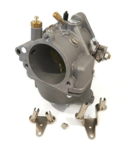 The ROP Shop CARBURETOR Super E Shorty fits Many Harley Electra Glide Motorcycles ()