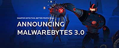 Malwarebytes 3.0 Premium 1 PC 1 Year (License Key and Download)