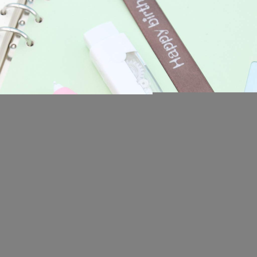 Pink Pig lailongp Cute Animal Correction Tape White Out Tape 6m x 5mm,Office School Supplies Stationery