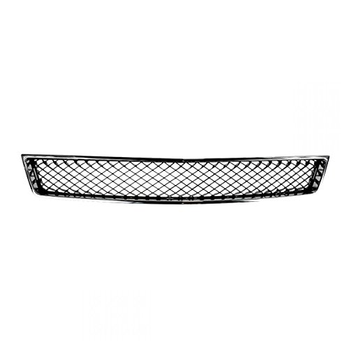 Grille Chrome & Black Mesh Front Lower for Tahoe Avalanche Suburban 1500 2500