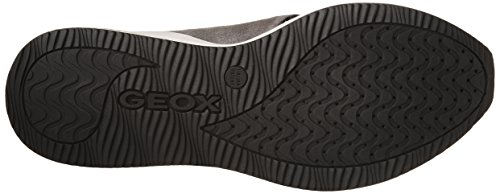 D Sneakers Scarpe Donna Foncé Grigio 021ew Geox c9002 In Omaya Gris D620sa Camoscio wHt6EEAqx
