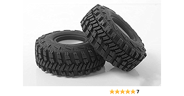 RC4WD Goodyear Wrangler MT/R 1.5 pulgadas escala neumáticos Z-T0159 neumático clase 1 TF2 G2 RC