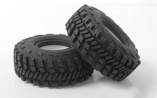 """Price comparison product image RC4WD Goodyear Wrangler MT / R 1.55"""" Scale Tires RC4Z-T0159"""