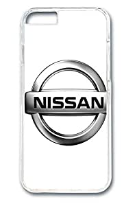 iPhone 6 Case - Protective Fitted Smooth Cover Case for iPhone 6 Nissan Car Logo 4 Clear Hard Back Bumper Cases for iPhone 6 4.7 InchesMaris's Diary
