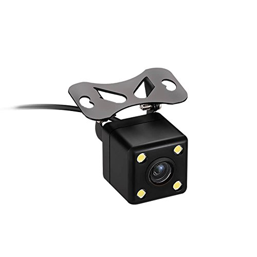 Rear Camera 720P Back Camera 120 Degrees Wide Angle Lens Loop Recording Night Vision
