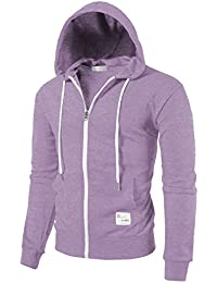 Amazon.com: Purples - Fashion Hoodies & Sweatshirts / Clothing ...