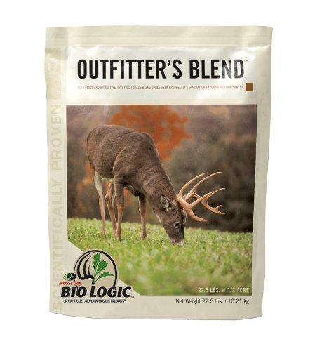 BioLogic Outfitter's Blend Feeder, 22.5-Pound