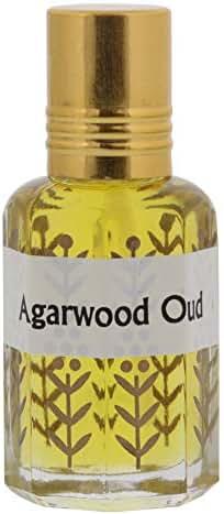 Hijaz Agarwood Oud Alcohol Free Arabian Fragrance Oil For Men - 3ML