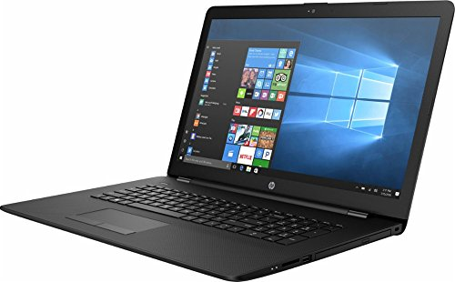 2017 HP 17.3' HD+ Flagship Premium Laptop PC, AMD A9-9420 Dual-Core, 4GB DDR4, 1TB HDD, DVD RW, Bluetooth 4.2, RJ-45, Windows 10 (Black)