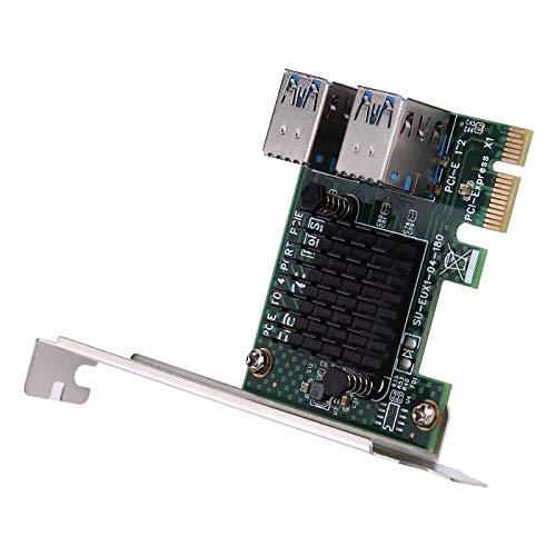 Amazon.com: Leo-4Beauty - Tarjeta PCI Express PCI-E 1X a 16X ...