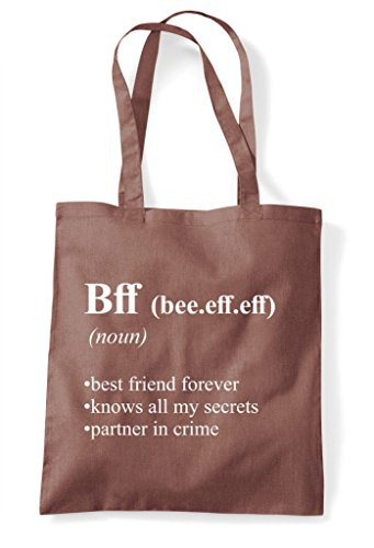 In Definition Shopper Bag Alternative Not Tote The Dictionary Funny Bff Chestnut wIPxSOP