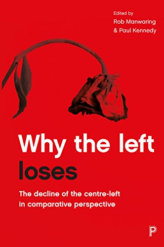 Why the Left Loses: The Decline of the Centre-Left in Comparative Perspective cover