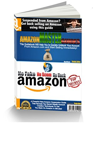 Amazon Master Guides (Get Your Seller Account Back): Amazon Master Guides can show you how to do it