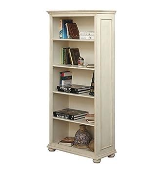 Libreria vani a giorno bianco patinato, Mobile libreria 4 ...