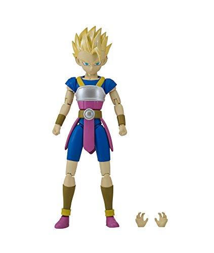 Dragon Ball Super - Dragon Stars Super Saiyan Cabba Figure (Series -