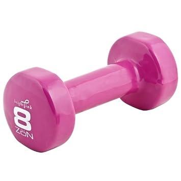 Zon Pink 8 libras. Pesas: Amazon.es: Deportes y aire libre
